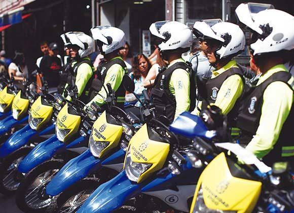 Seguridad en Barrios