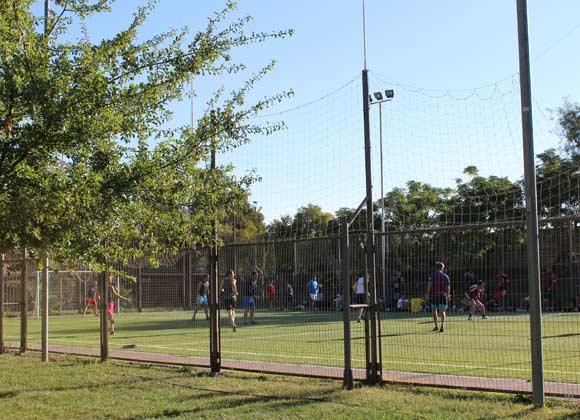 Recinto Deportivo Parque O'Higgins