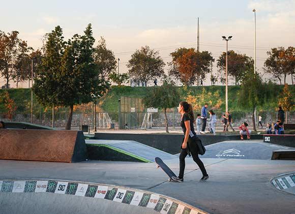 Complejo Deportivo Parque los Reyes