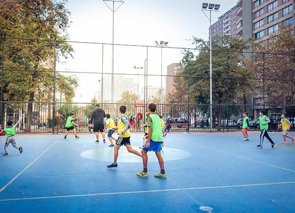 Recinto Deportivo Santa Isabel