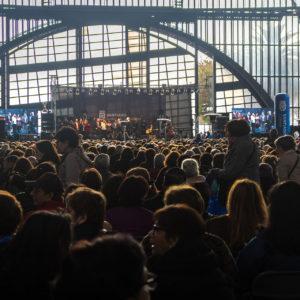 """Comuna de Santiago celebra con la tercera edad """"Pasamos Agosto, Bienvenida Primavera"""""""