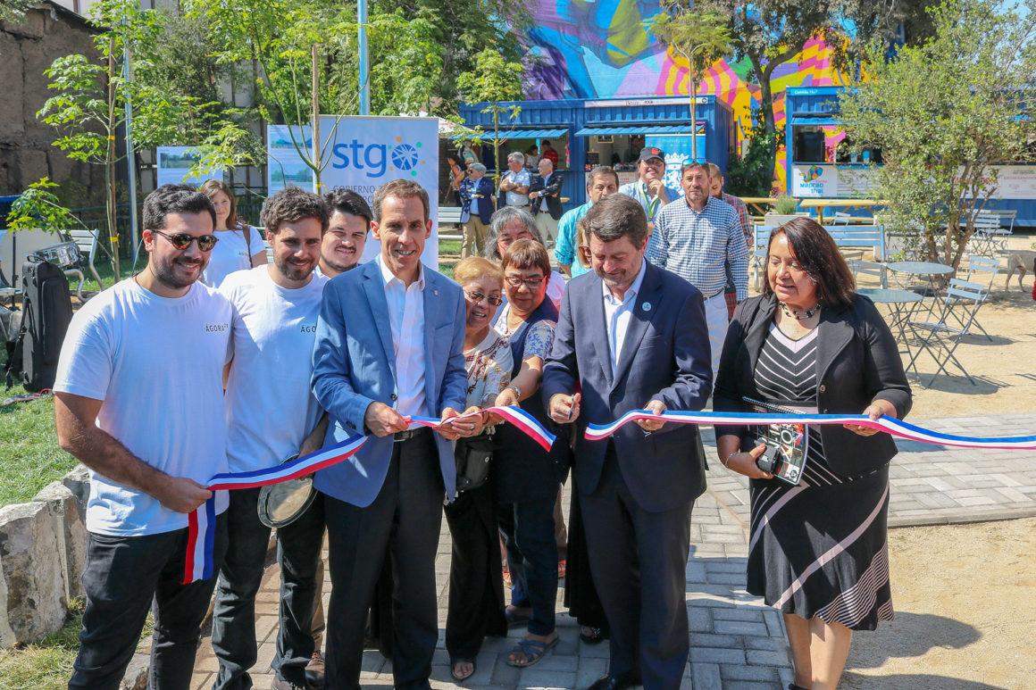 Plaza Bolsillo: la iniciativa que trae de vuelta la vida de barrio