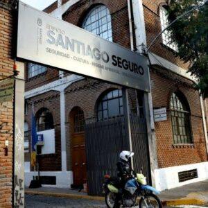 Remodelación Edificio, Nueva Sede de Seguridad Municipal