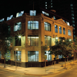 Remodelación Edificio, Santiago Social